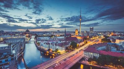 Departure Graf: Berlin