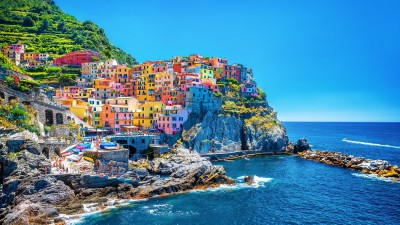 Departure K-Town: Highlights of Northern Italy & Cinque Terre