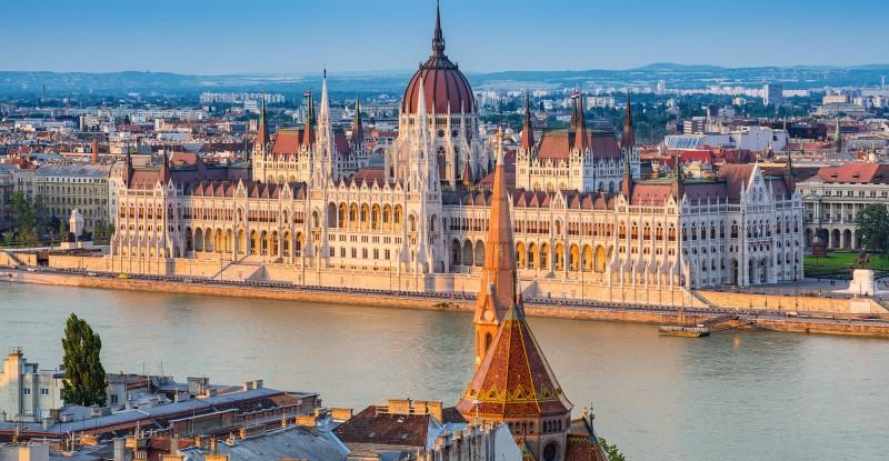 Hungarian Parliament – Budapest – Hungary