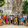 Departure Graf: Barcelona Beach Holiday