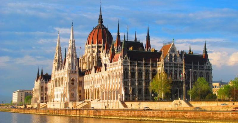 Tina's Travels: Budapest, Hungary
