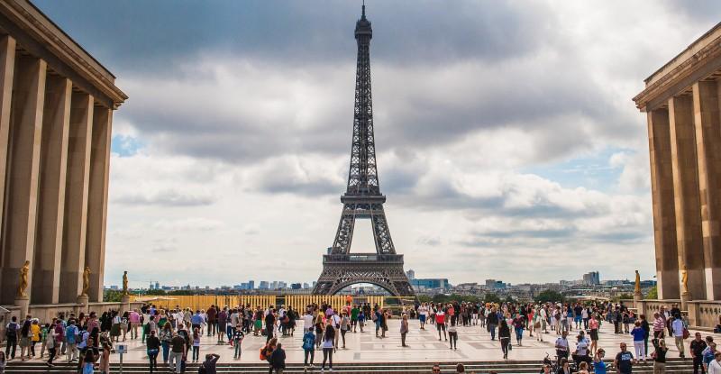Tina's Travels:  Paris Express