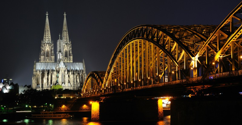 Tina's Travels: Cologne, Germany