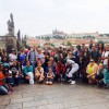Departure Graf: Prague