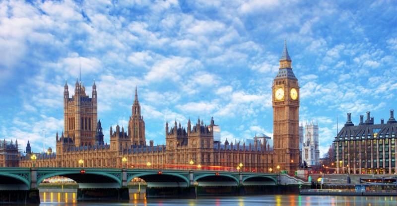 London panorama – Big ben, UK