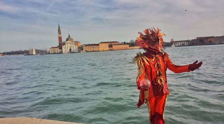 Departure Graf: Venice Carnival