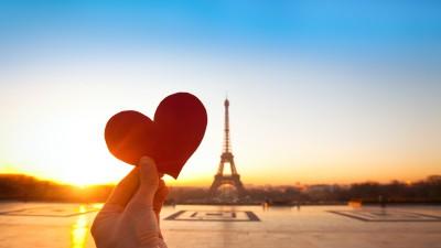 Departure Graf: Valentine's Day in Paris & Versailles Palace