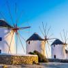 A week in Greece: Santorini, Mykonos & Athens (by air)