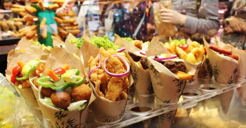 Spanish Streetfood