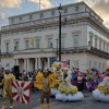 London Parade Explore Europe Travel
