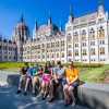Departure K-Town: Budapest Express