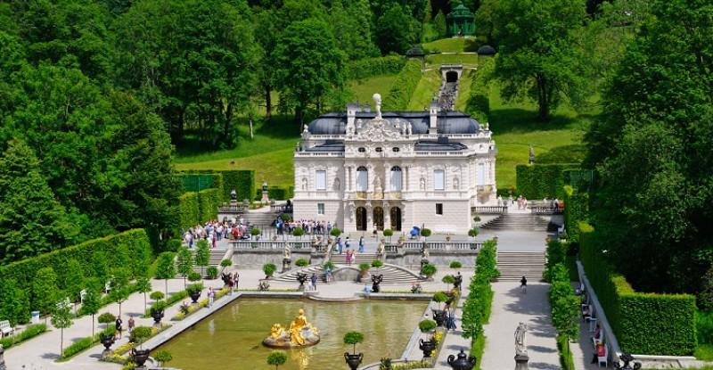 S_Explore Europe Travel Linderhof S