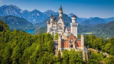 Departure Graf: Bavarian Extravaganza (Neuschwanstein, Linderhof & Munich)