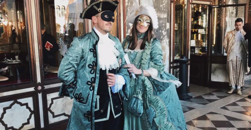 Alexis Travels: Venice Carnival 2019