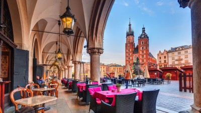 Departure Graf: Highlights of Poland (Auschwitz and Krakow)
