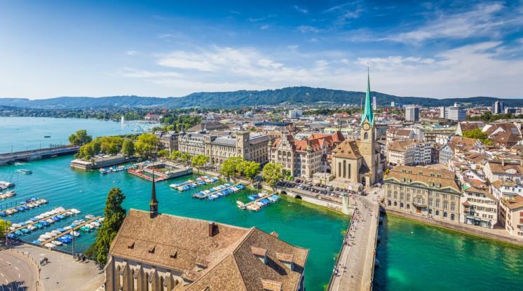 Departure Graf: Jewels of Switzerland