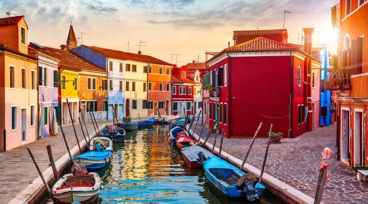 Departure Graf: Venice Express