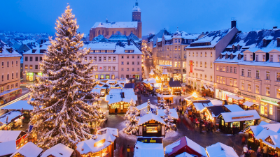 Departure Graf: Christmas in Scandinavia