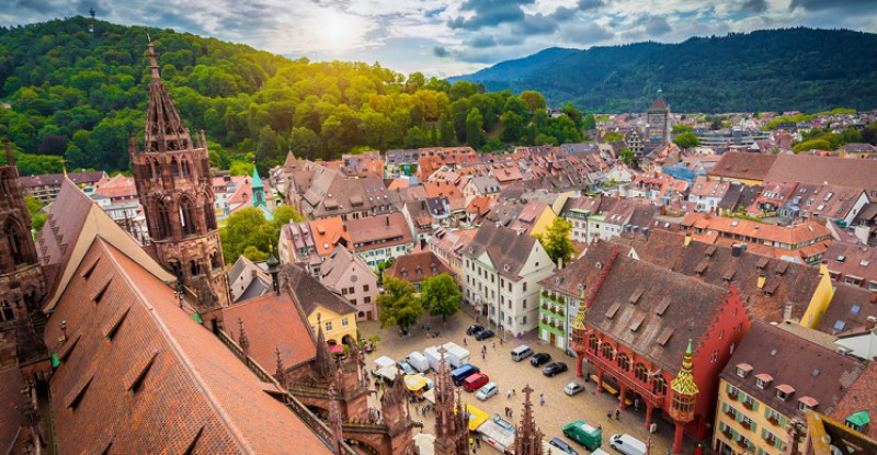 Explore Europe Black Forest s 9