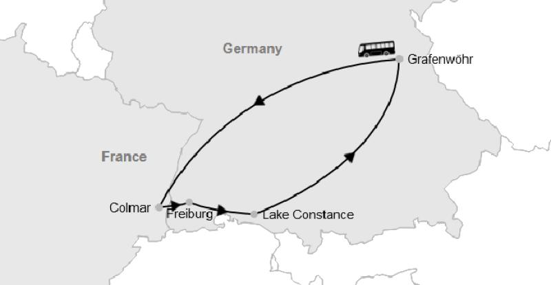 Graf Colmar Black Forest Lake Constance