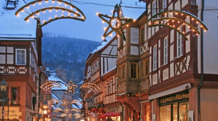 Departure Graf: Christmas Markets of Würzburg & Miltenberg