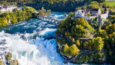 Departure K-Town: Jewels of Switzerland (Rhine Falls, Zurich & Lucerne)