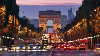 Departure K-Town: Paris & Versailles Palace