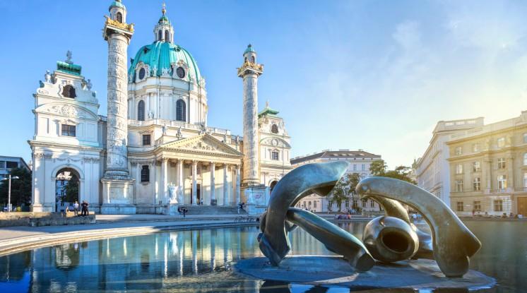 Departure Graf: Classy Vienna & Salzburg