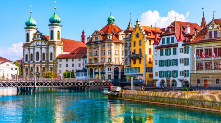 Departure K-Town: Jewels of Switzerland (Rhine Falls, Zurich & Lucerne)
