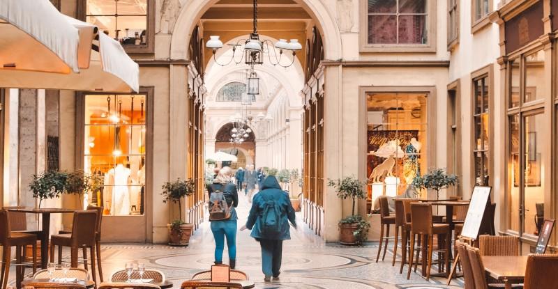 Paris pittoresque – Passage Vivienne