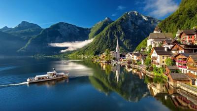 Departure Graf: Austrian Wonderland – Hallstatt & Salzburg
