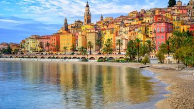 Departure K-Town: French & Italian Rivieras (Columbus Weekend)