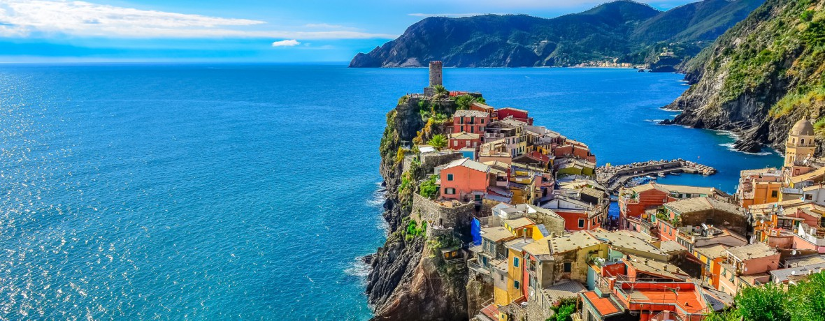 Departure Graf: Highlights of Northern Italy & Cinque Terre