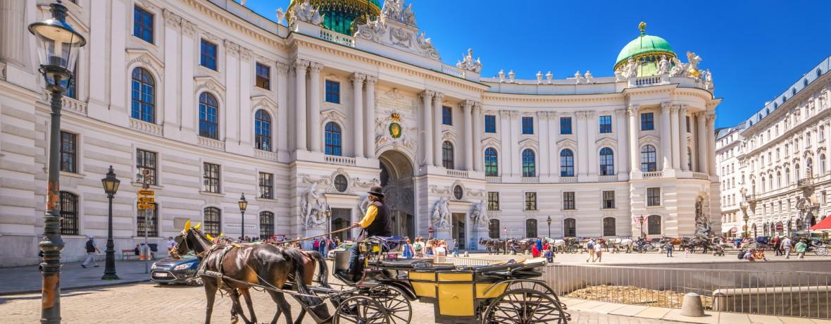 Departure Graf: Vienna & Salzburg