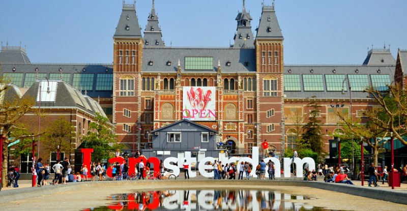 Explore Europe Amsterdam s 5