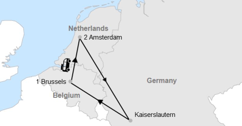K-Town Brussels & Amsterdam