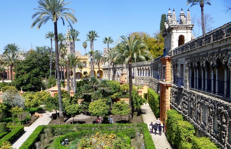 Parque-María-Luisa-Sevilla