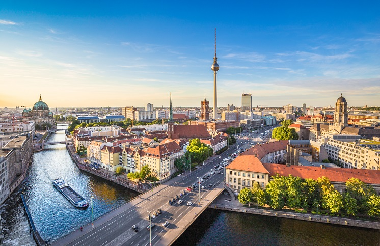 Explore Europe  Berlin s 2