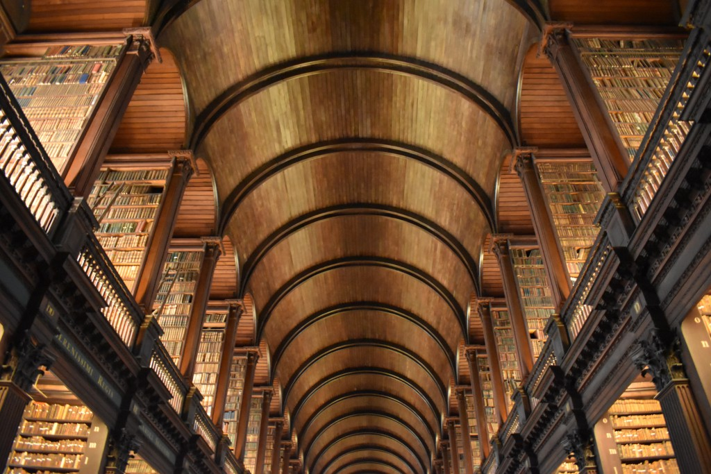St Trinity's Old Library