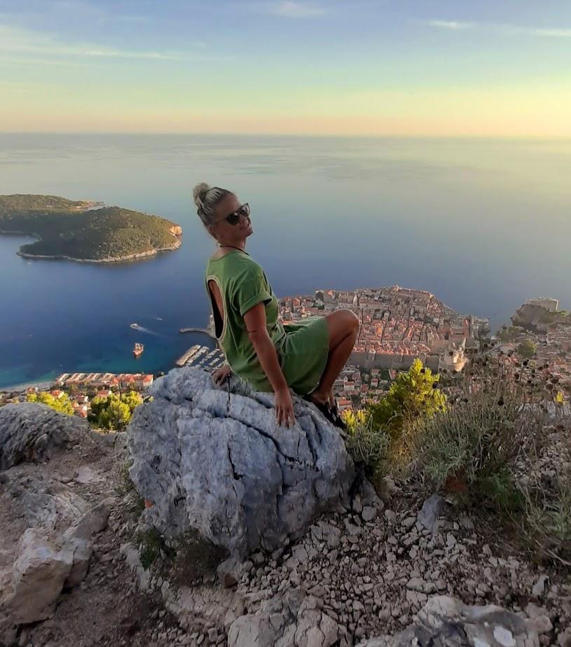 Lana in Dubrovnik (Croatia)