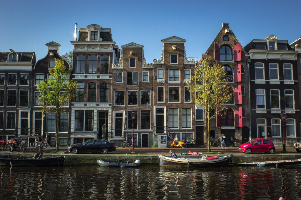 The Jordaan's quirky canals