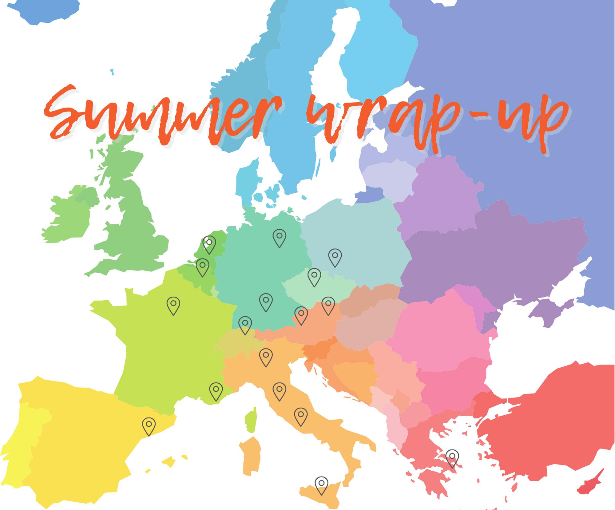 Summer wrap-up(1)